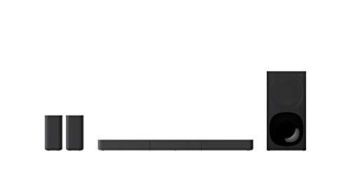 Sony HT-S20R 5.1.-Kanal-Soundbar (inkl. kabelgebundenem Subwoofer, Rear-Lautsprechern, Bluetooth,...