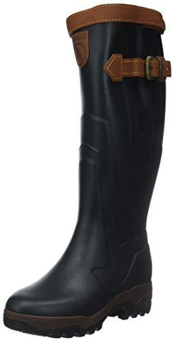 Aigle Rubber Boots Unisex Parcour 2 Trophee Gummistiefel Grün (Bronze) 41 EU
