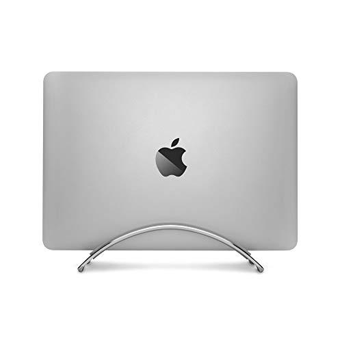 Twelve South BookArc für MacBook | Platzsparender vertikaler Laptopständer für Apple Notebooks...