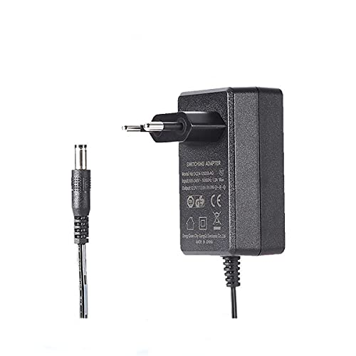 SOOLIU Compatible AC Adapter for Deik YLJXA-T260040 YINLI Charger Cordless Vacuum Cleaner Power
