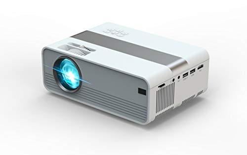 Technaxx Mini-LED HD Beamer TX-127 - Heimkino|TX-127|1-20|0-1000|Kann über AV, VGA oder HDMI mit...