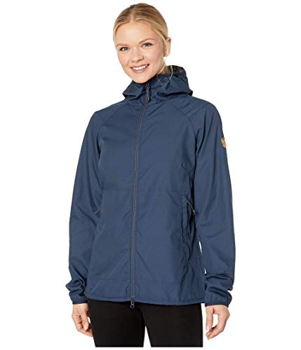 Fjällräven Damen High Coast Shade Jacket W Weste, Marineblau, L