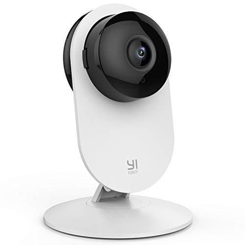 YI Überwachungskamera 1080p Innen WiFi IP Sicherheitskamera mit Bewegungserkennung Nachtsicht...