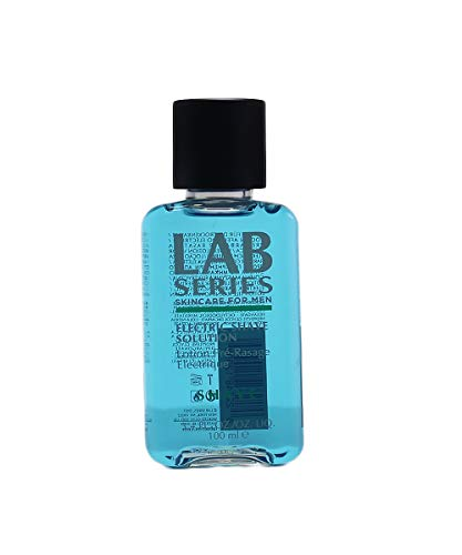 3LABseries Skincare for Men Electric Shave Solution, 100 ml