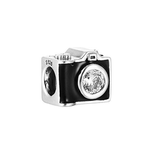 Pandora Charm - Fotokamera, 791709CZ