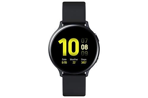 Samsung Galaxy Watch Active2, Fitnesstracker aus Aluminium, großes Display, ausdauernder Akku,...