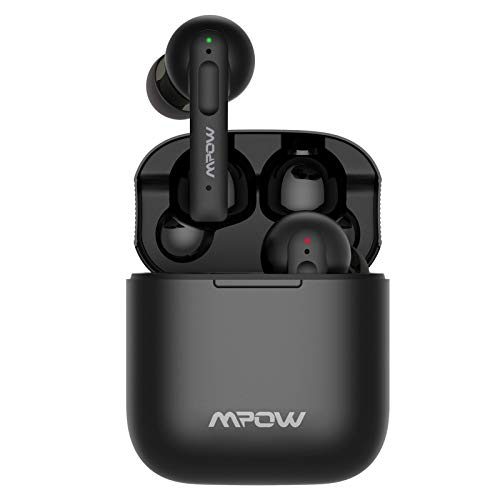 Bluetooth Kopfhörer Active Noise Cancelling, Mpow X3 ANC Ohrhörer in Ear mit 4 Mikrofonen, Stereo...