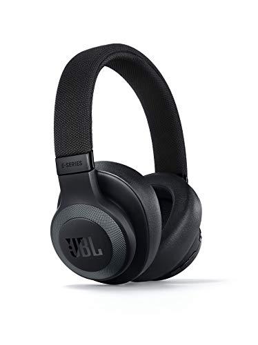 JBL E65BTNC Over Ear Bluetooth Kopfhörer matt - Active Noise Cancelling Headphones mit JBL...