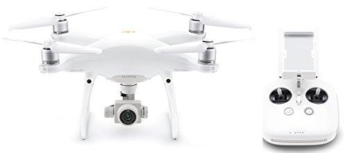 Set enthält: 1x DJI Drohne P4P 4 PRO V2.0 - EU Modell, Video 4K/60fps und Fotos mit Burst-Funktion...