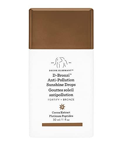 DRUNK ELEPHANT D-Bronzi Anti-Verschmutzung Sonnenschein, Tropfen, 30 ml