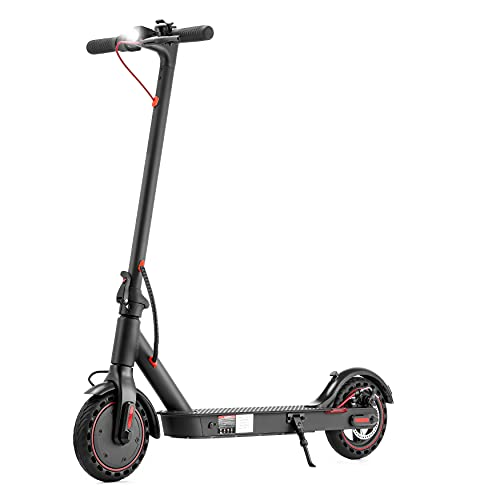 i9 Electric Scooter, 30KM/h Maximale Geschwindigkeit,Belastung 120kg,7.8AH Batterie |...