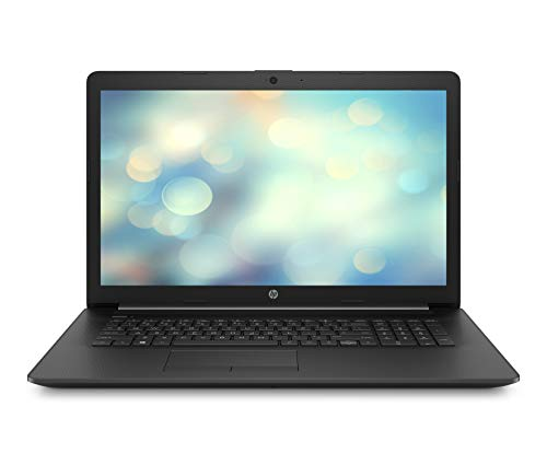 HP 17-by2290ng (17,3 Zoll / HD+) Laptop (Intel Celeron N4020, 1TB HDD, 8 GB DDR4 RAM, DVD Laufwerk,...