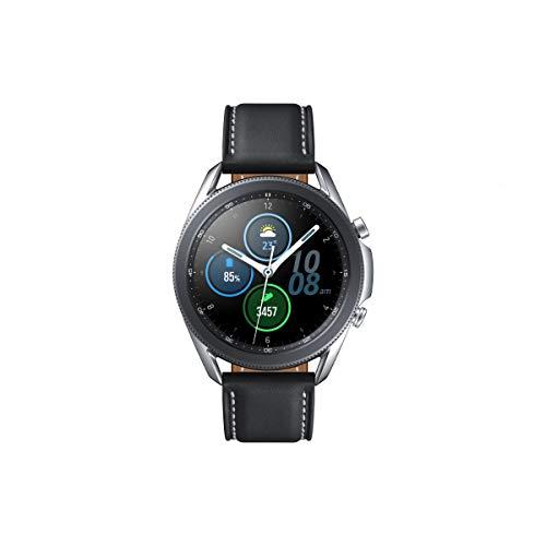 Samsung Galaxy Watch 3, Runde Bluetooth Smartwatch für Android, drehbare Lünette, Fitnessuhr,...