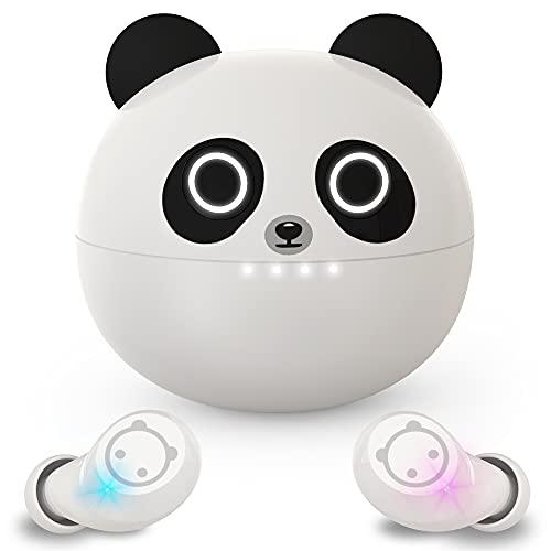 Amaface Kabellose In-Ear-Kopfhörer, Bluetooth Kopfhörer mit Dual-Mikrofon und Touch-Steuerung,...