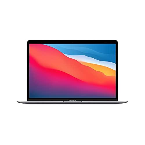 2020 Apple MacBook Air mit Apple M1 Chip (13', 8GB RAM, 256 GB SSD) - Space Grau