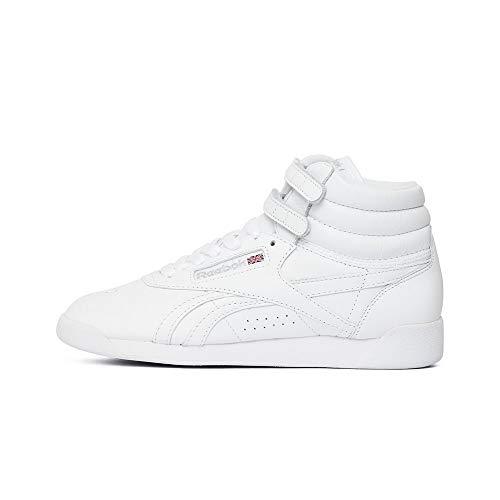 Reebok Classic Damen Sneakers Freestyle HI OG Lux BD4468 FS HIGH OG Weiss (10) 38