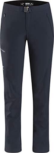 Arc'teryx Damen Gamma Lt Pant Women's Hose, Schwarz Saphir, 41