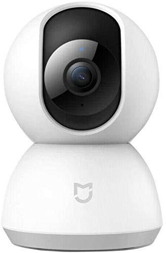 Xiaomi Mi Home Security Camera 360° 1080P WLAN Überwachungskamera (1080p-Auflösung,...