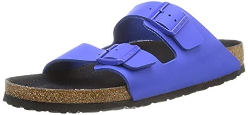 Birkenstock Herren 1019301_44 Slides, Blue, EU