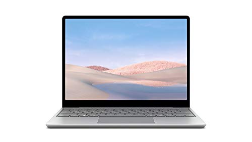 Microsoft Surface Laptop Go, 12,45 Zoll Laptop (Intel Core i5, 8GB RAM, 128GB SSD, Win 10 Home in S...