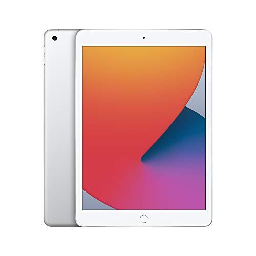 Neues Apple iPad (10,2', Wi-Fi, 32GB) - Silber (Neustes Modell, 8. Generation)