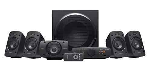 Logitech Z906 5.1 THX Digital Home Cinema Surround Lautsprechersystem 980-000468