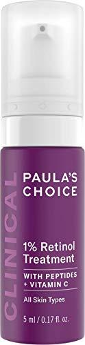 Paula's Choice Clinical 1% Retinol Serum - Anti Aging Behandlung Creme - Reduziert Falten,...