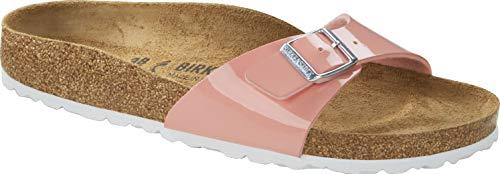 Birkenstock Damen 1019366_37 Slides, pink, EU