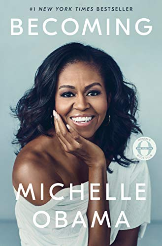 Becoming (English - US Edition): Michelle Obama