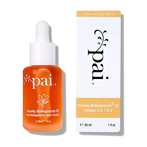 Pai Skincare Hagebutte BioRegenerate Öl für Narben, Dehnungsstreifen, Sonnengeschädigte Haut und...