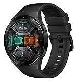 HUAWEI Watch GT 2e Smartwatch (46mm AMOLED Touchscreen, SpO2-Monitoring,Herzfrequenz-Messung,Musik...