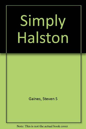 Simply Halston