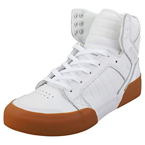 Supra Skytop 77 Herren Sneaker Mode White Gum - 44 EU