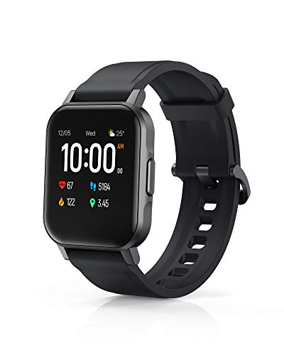 AUKEY Smartwatch, 1,4 Zoll, Farbdisplay 320p, Touchbedienung, Fitnesstracker, wasserdicht IP68,...