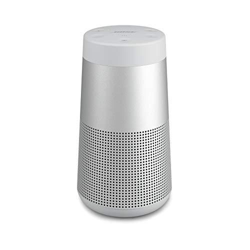 Bose SoundLink Revolve (Serie II) Bluetooth speaker – Tragbarer, wasserabweisender kabelloser...
