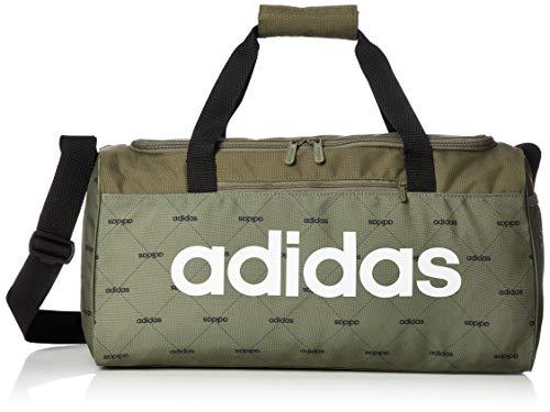 Adidas Linear Core Duffel S ED0300 Sporttasche, 26 Liter, Brown