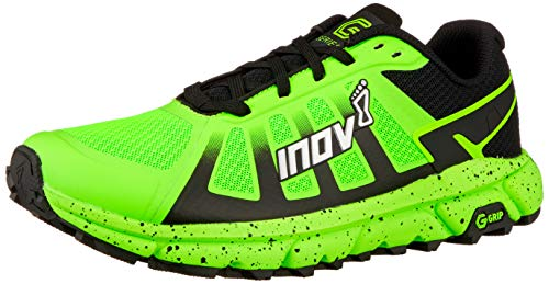 Inov-8 Damen Terraultra G-Grip 270 Schuhe, Green-Black, UK 3.5