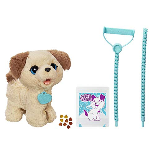 Hasbro FurReal Friends C2178EU4 - Pax, mein ich-muss-mal-Hündchen, Elektronisches Haustier