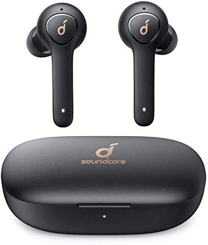 Soundcore Life P2 Bluetooth Kopfhörer, Wireless Earbuds CVC 8.0 Geräuschisolierung, kristallklares...