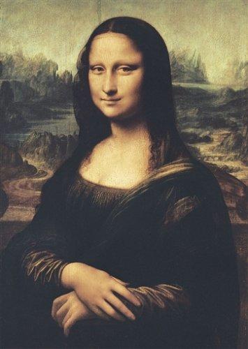 Clementoni 31413.3 - Leonardo - Mona Lisa, 1000 teilig