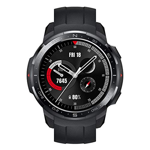 HONOR Watch GS Pro - GPS-Multisport-Smartwatch mit Robustes Gehäuse, 25-tägiger Akkulaufzeit,...