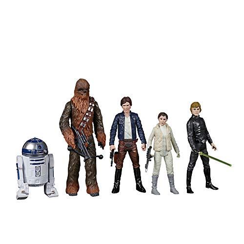 Star Wars Celebrate The Saga Spielzeuge Rebellenallianz Figuren Set, 9,5 cm große Figuren zum...