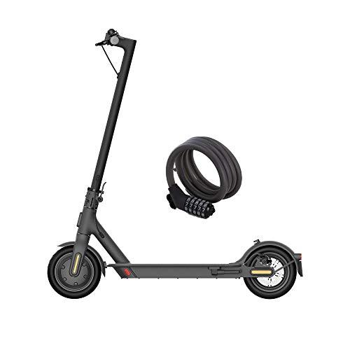 Xiaomi Mi Electric Scooter 1S Elektroroller – Französische Version (mit Diebstahlsicherung)