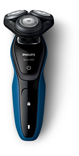 Philips Shaver series 5000 Wet and dry electric shaver S525006 ComfortCut Blade System 5direction...