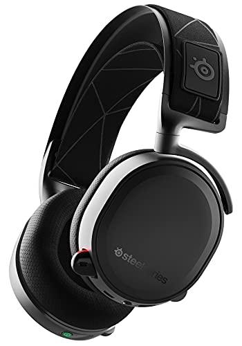 SteelSeries 61505 Arctis 7 - Gaming Headset - verlustfreies und drahtloses - DTS Headphone:X v2.0...