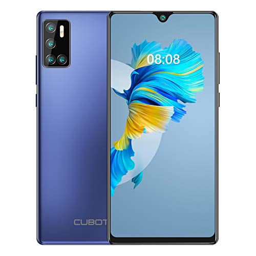 CUBOT J9(2020) Smartphone ohne Vertrag, Android 10 Go 15,6cm (6,2 Zoll) HD+ Display,...