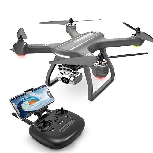 Eanling GPS Drohne HS700D mit 2K Kamera,5G WLAN Live Übertragung,Automatische Rückkehr,Follow...