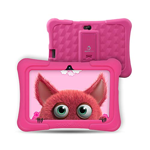 Kids Tablet Android 9.0, Dragon Touch Y88X Pro Tablet PC Pad Lerntablet für Kids, 2 GB + 16 GB, 7'...
