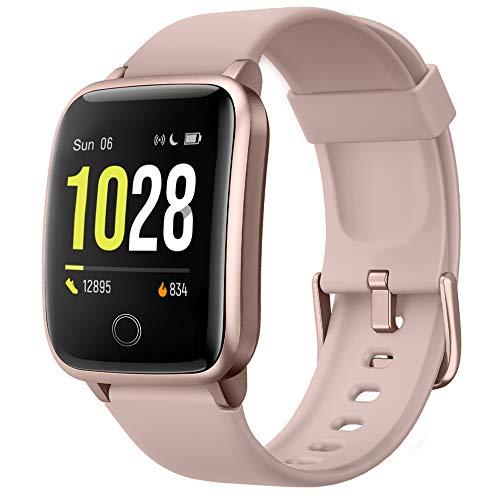 Willful Smartwatch,Smartwatch für Damen Herren,Wasserdicht IP68 Fitnessuhr Fitness Tracker mit...