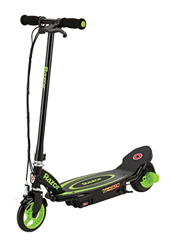 Razor E90Electric Scooter Power Core Green 82,5 cm L x 40 cm B x 91,5 cm H